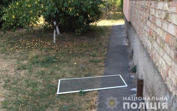 У Борисполі двоє маленьких дітей випали з вікон