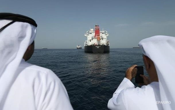 Іран затримав в Оманській затоці сім суден
