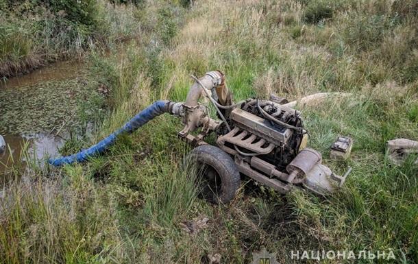 На Житомирщине начала работу спецгруппа по поимке копателей янтаря