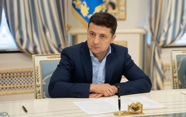 Зеленский подписал ряд приказов на увольнение