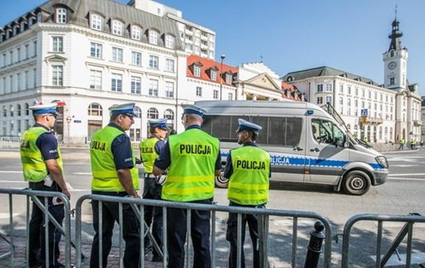Граждане Украины задержаны в Польше по подозрению в терроризме