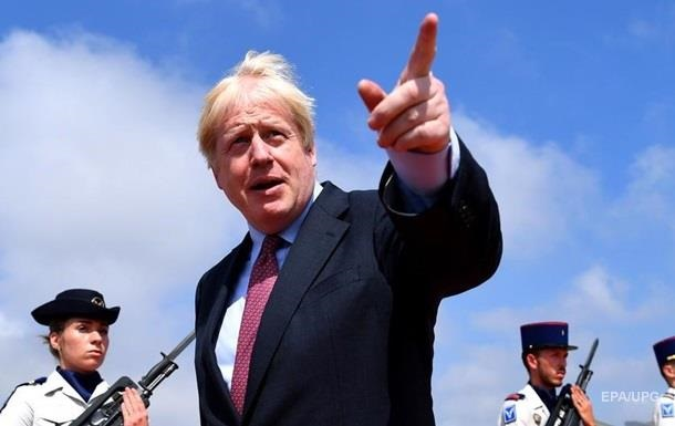 Джонсон запропонував дострокові вибори парламенту