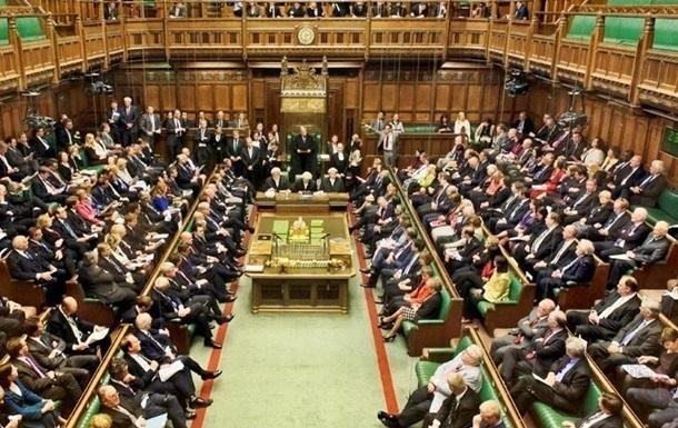 Парламент Британії заблокував жорсткий Brexit
