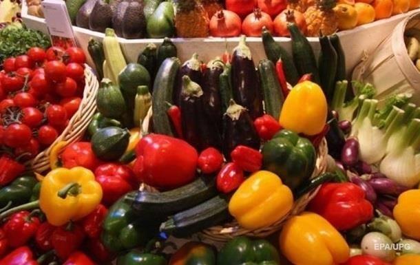 В Україні найдешевші овочі і фрукти по всій Європі