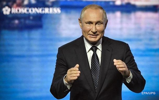 Путін: Росія випустить заборонені раніше ракети