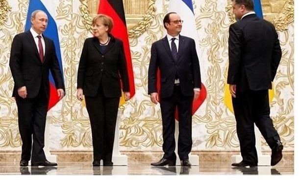 «Нормандский саммит» - часть большой игры между ЕС и РФ