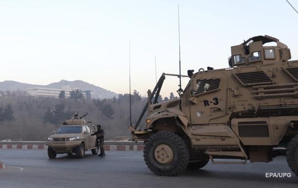 У Кабулі загинули двоє військовослужбовців НАТО