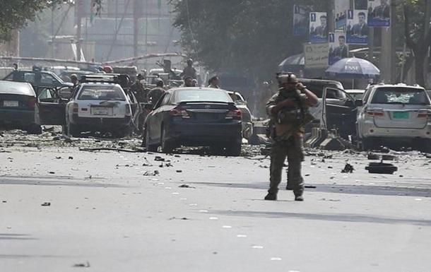 У Кабулі знову пролунав потужний вибух: 10 загиблих