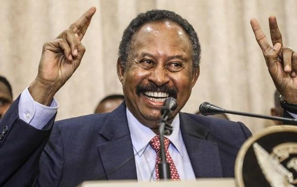 У Судані сформували перший уряд після повалення аль-Башира