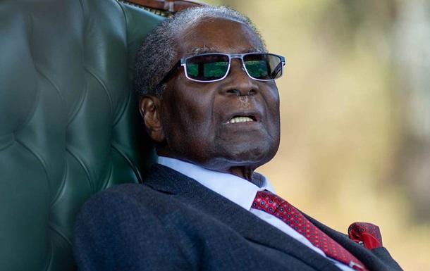 Помер колишній президент Зімбабве Роберт Мугабе