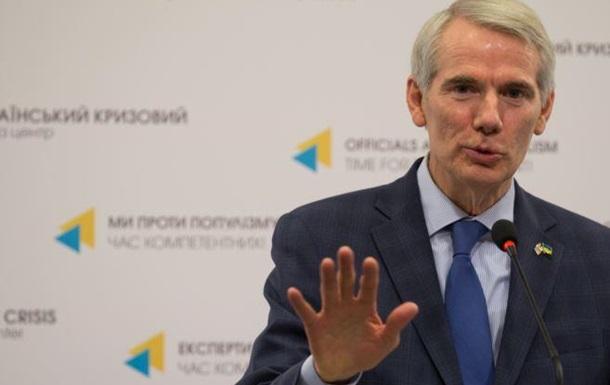 Сенат США закликає адміністрацію Трампа спрямувати кошти на оборонну допомогу Ук