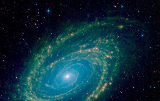 В Сети появился красочный снимок соседней галактики