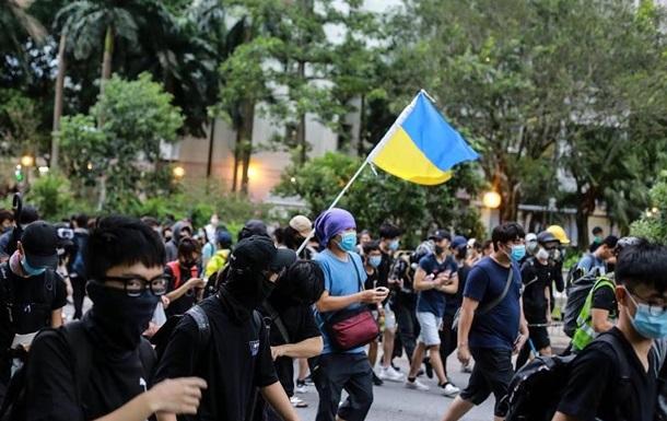 Протесты в Гонконге. Как их вдохновляет Майдан