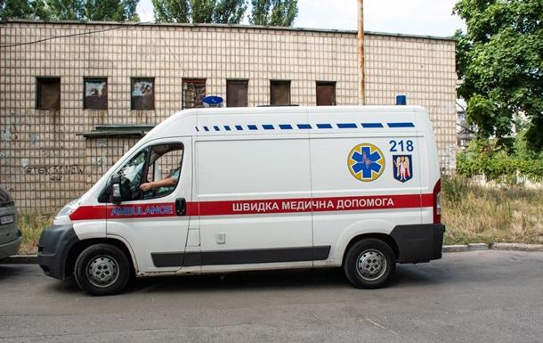 Киевлянин закрылся от жены на балконе и застрелился
