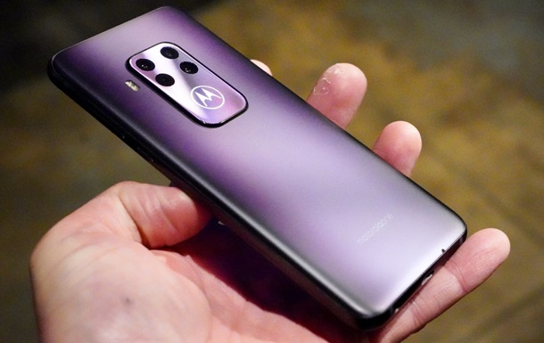 Motorola презентовала новый смартфон One Zoom