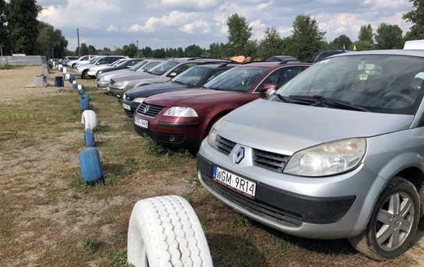 В Украине в пять раз выросли продажи б/у авто
