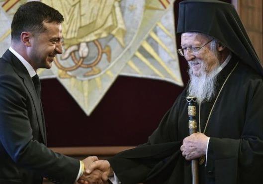Украинская власть не будет вмешиваться в церковные дела