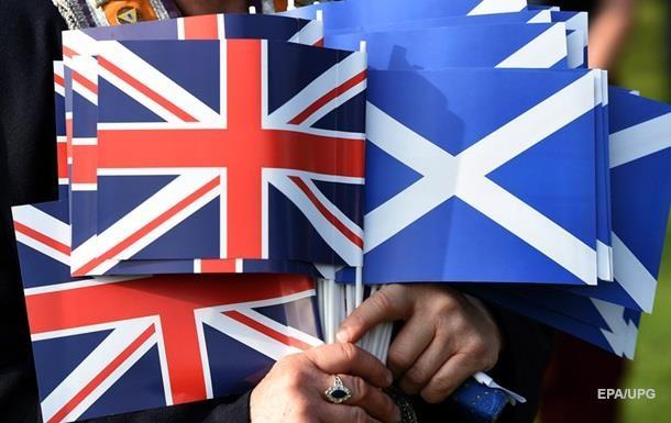 Шотландія планує провести новий референдум про незалежність