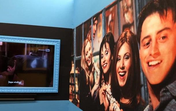 В США появился музей посвященный сериалу Друзья