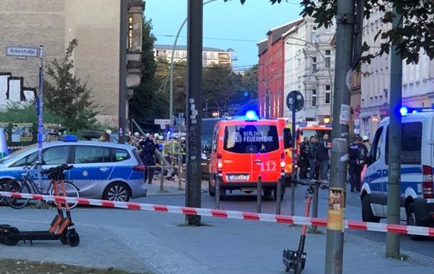 Porsche на смерть збив чотирьох пішоходів у центрі Берліна