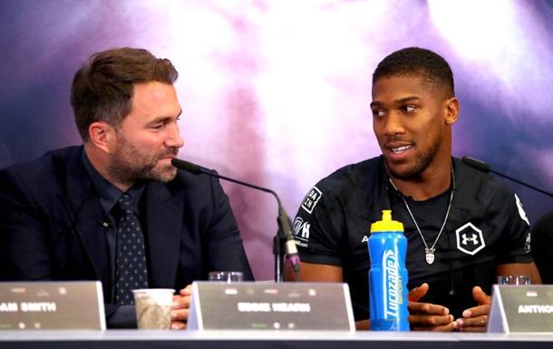Хирн: Если Руис снова победит Джошуа, то станет самой большой звездой бокса