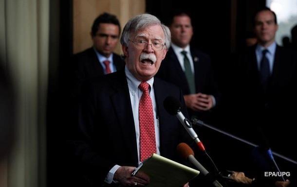 США відмовилися пом якшувати антиіранські санкції