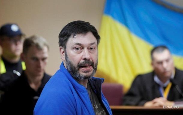 У Росії повідомили, що Вишинський вилітає з Києва до Москви