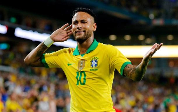Гол Неймара врятував Бразилію від поразки в товариському матчі з Колумбією