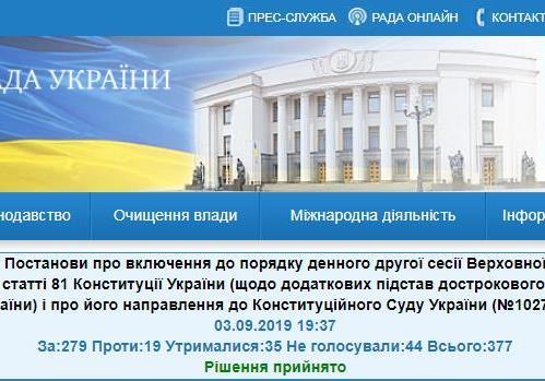 Хибна ініціатива Президента Зеленського