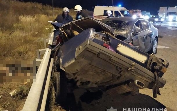 ДТП под Житомиром: погибли четверо юношей, три женщины травмированы
