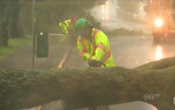 В Канаде 500 тысяч человек без света из-за урагана Дориан