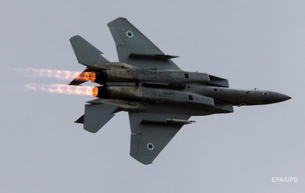 Ізраїль атакував об єкти ХАМАС в секторі Газа