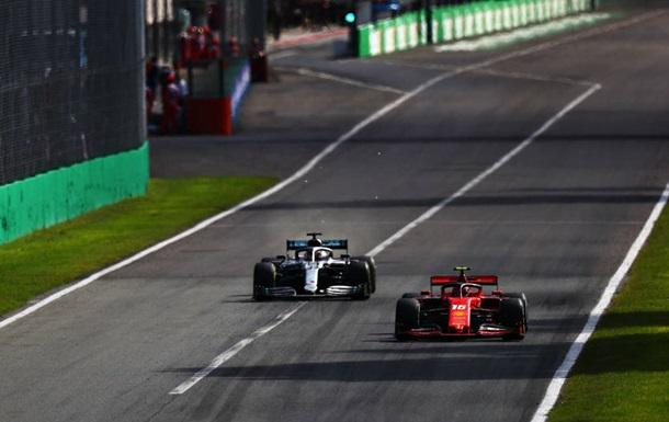 Леклер виграв другу гонку Формули-1 поспіль