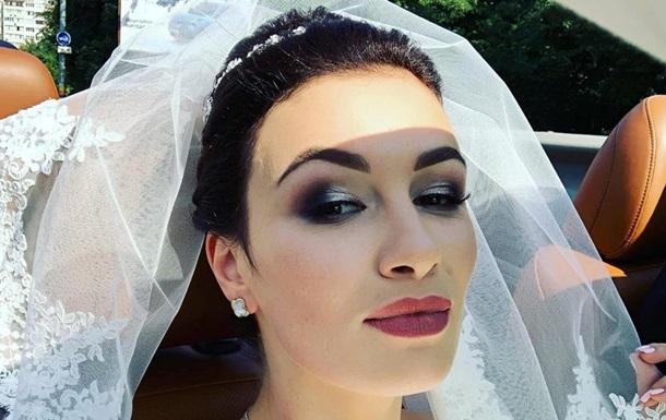 Певица Анастасия Приходько вышла замуж