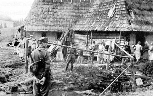 Операция  Висла : очередное преступление сталинского режима