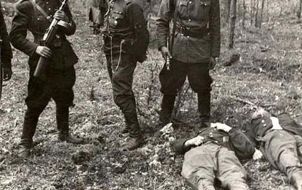 Преступления советской власти в отношении украинцев