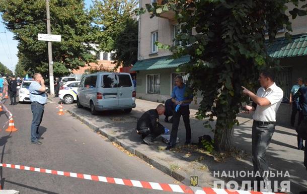 В Житомире в форме СБУ напали на инкассаторов