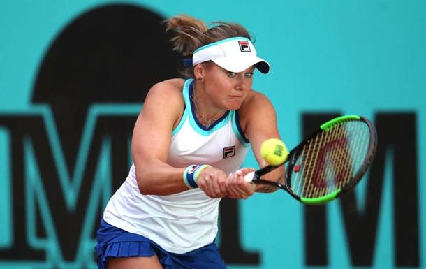 Козлова вперше з травня виграла і вийшла до другого кола турніру в Наньчані