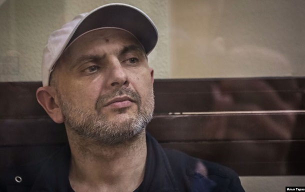 Осужденный по  делу украинских диверсантов  попросил у Путина помилование
