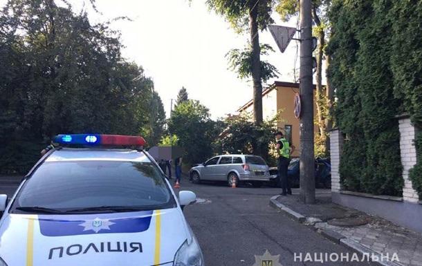 ДТП з поліцією в Рівному: постраждала жінка