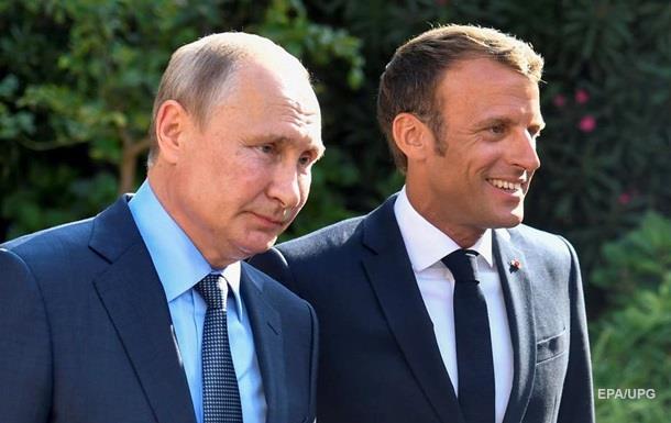 Формула Штайнмаєра. Умова Путіна для зустрічі