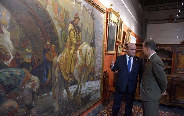 В Україну зі США повернеться картина, вкрадена нацистами