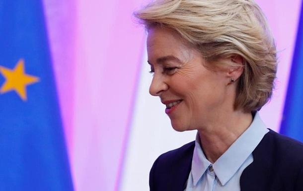 У новій Європейській Комісії майже половина крісел відійде жінкам