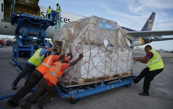 Ураган Доріан: ООН скерувала гумдопомогу на Багами