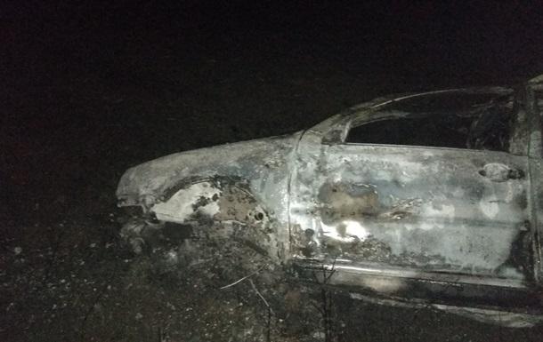 В Марьинке в результате ДТП сгорели два человека