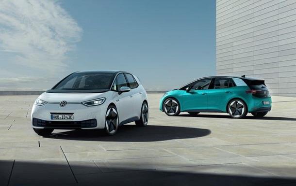 Volkswagen показала свой первый серийный электромобиль - ID.3