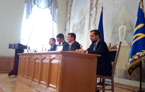Призначено губернатора Рівненської області