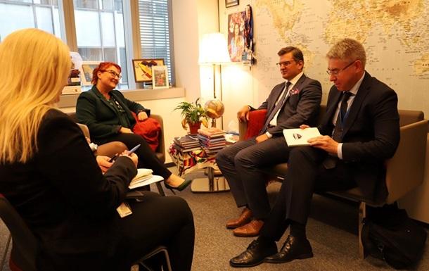 Україна і НАТО активізують співпрацю щодо військової реформи