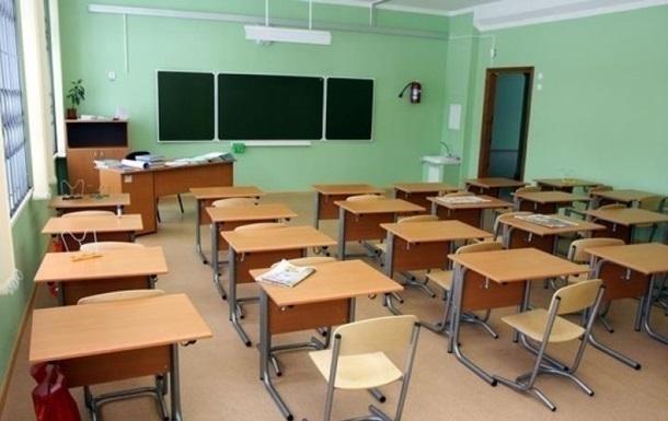 В черкасской школе из-за распыления газового баллончика отменили уроки