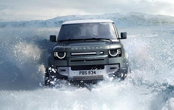 Land Rover відродив позашляховик Defender